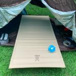 【寝心地最高】ベット感覚で熟睡できるおすすめキャンプ用コットとマット5選
