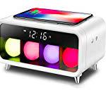 【iPhone11/8/X】おすすめ ワイヤレス充電スタンド7選(目覚まし時計一体型)